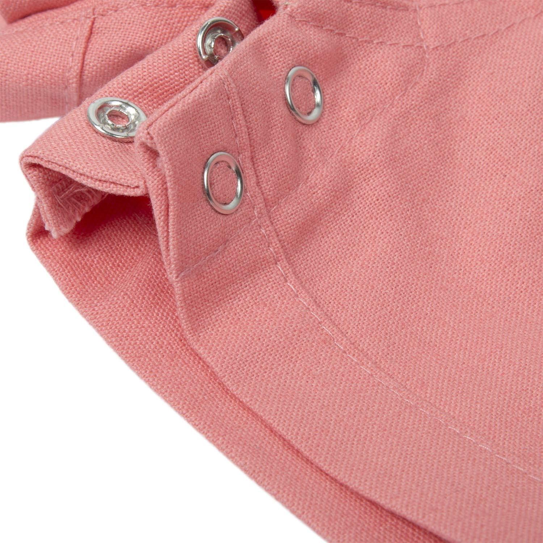 BIG ELEPHANT Baby Boys2 Piece T-Shirt Suspender Shorts Clothing Set NA42