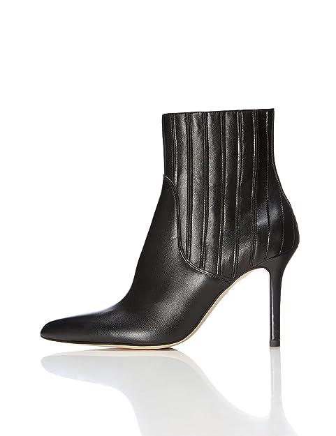 buy popular 6d46e c5caa Amazon-Marke: find. Damen Stiefel mit Absatz