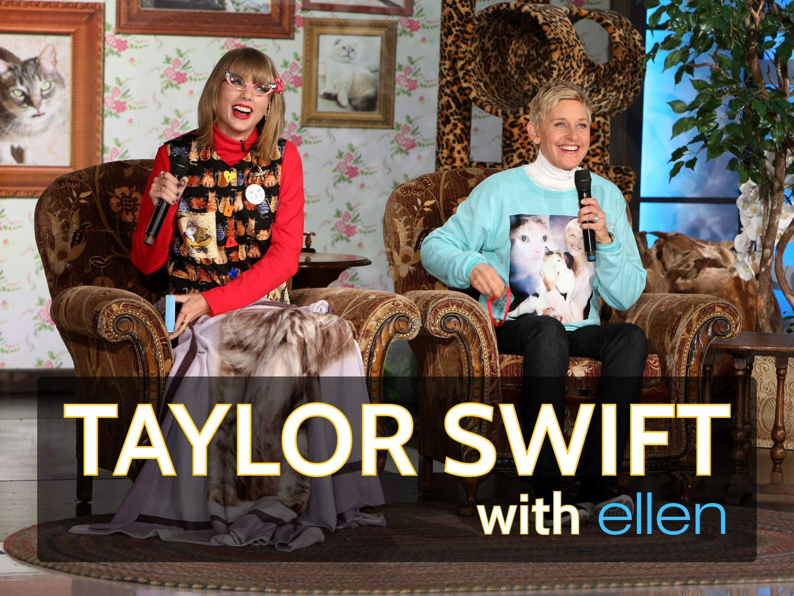 Watch Taylor Swift On Ellen Prime Video