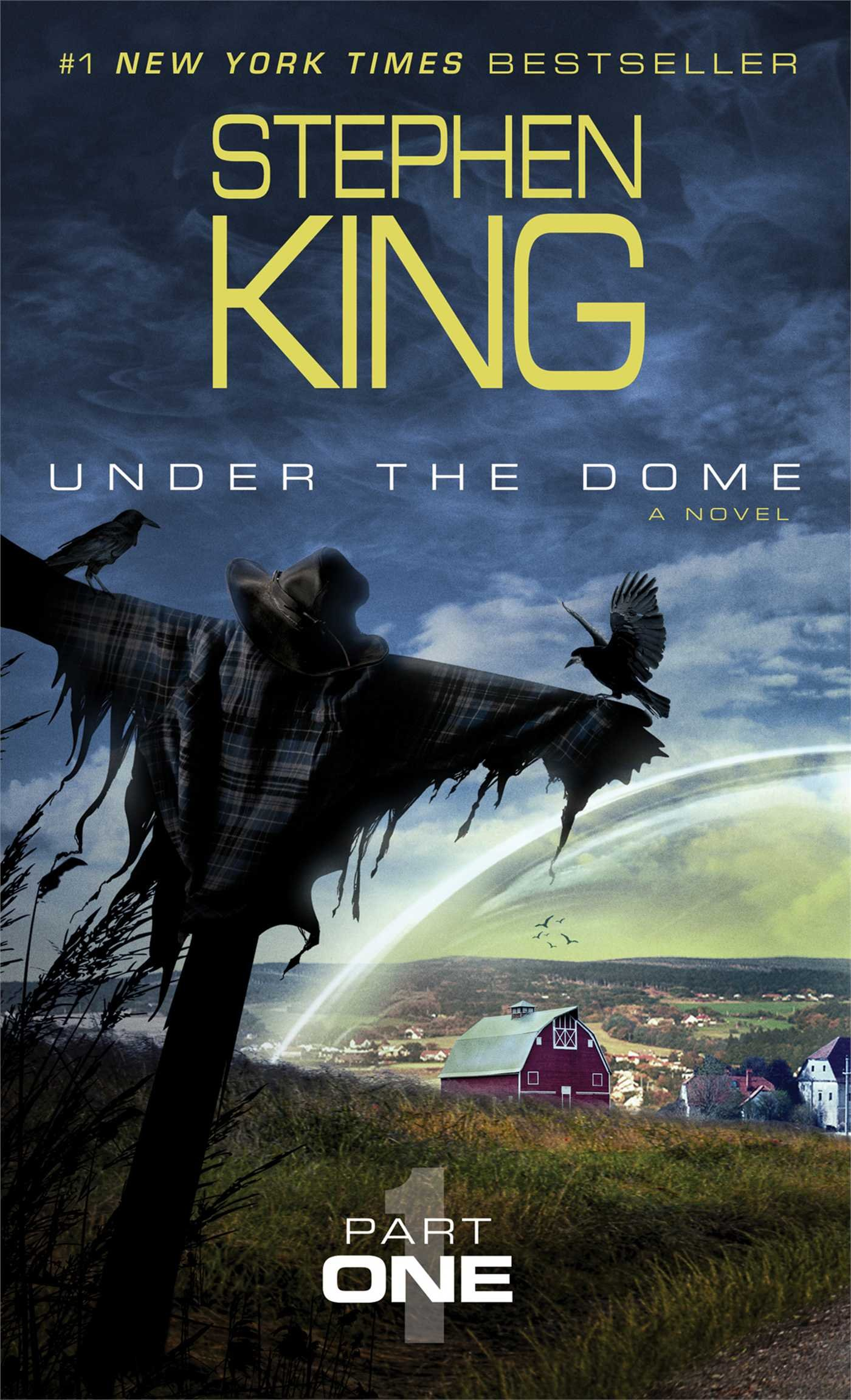 Under The Dome: Part 1: A Novel: Stephen King: 9781476767277: Amazon:  Books