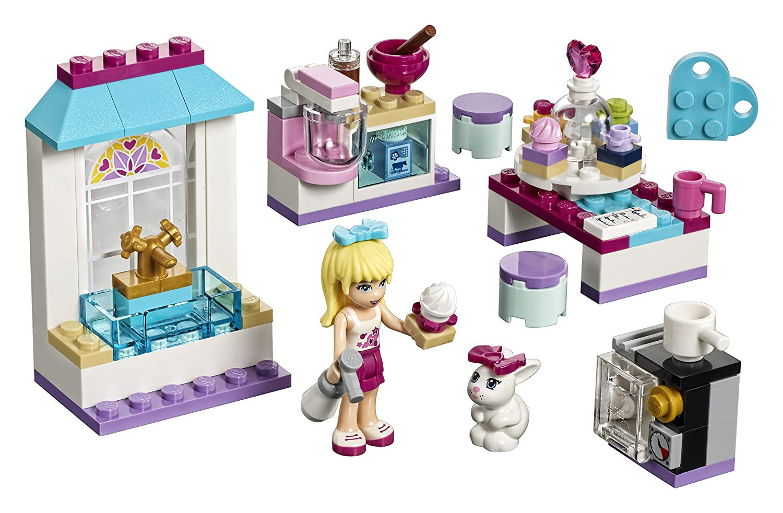Buy Lego Friends Stephanies Friendship Cakes 41308 Building Kit