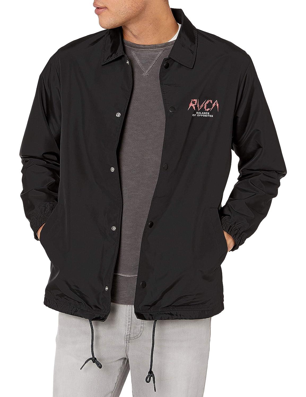 RVCA Mens Berni Coaches Jacket