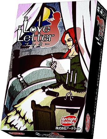 「ラブレター カードゲーム」の画像検索結果