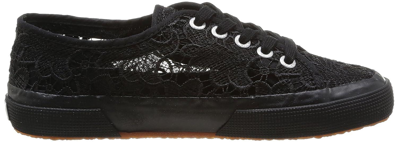 Superga Unisex-Erwachsene 2750 Macramew Sneakers S996) Schwarz (Full schwarz S996) Sneakers 7868ff