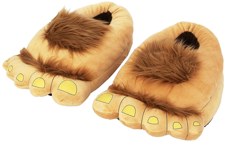 ThinkGeek - Zapatos para disfraz infantil El Hobbit (TGEE7F)
