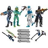 Fortnite Squad Mode - Pack de 4 Cifras, Serie 2
