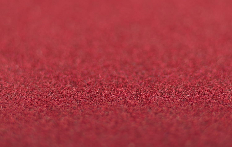 Brown velour 16–Aug - 11–30 CM wide x 6 M long, Velour Velvet Self-Adhesive