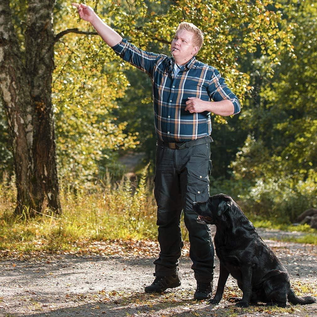Doublez Ultraschall Hundepfeife 3 St/ück Profi Training Hundepfeife Hochfrequenz Haustier Training Pfeife Hundefl/öte f/ür R/ückruf /& Stop Bellen Haustier Training