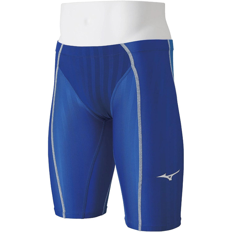 MIZUNO(ミズノ) レース用競泳水着 メンズ FX-SONIC ハーフスパッツ FINA承認 N2MB8030 B07CBBD3TF Medium|27:ブルー 27:ブルー Medium