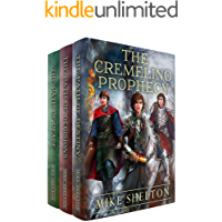 The Cremelino Prophecy: Complete Series (English Edition)
