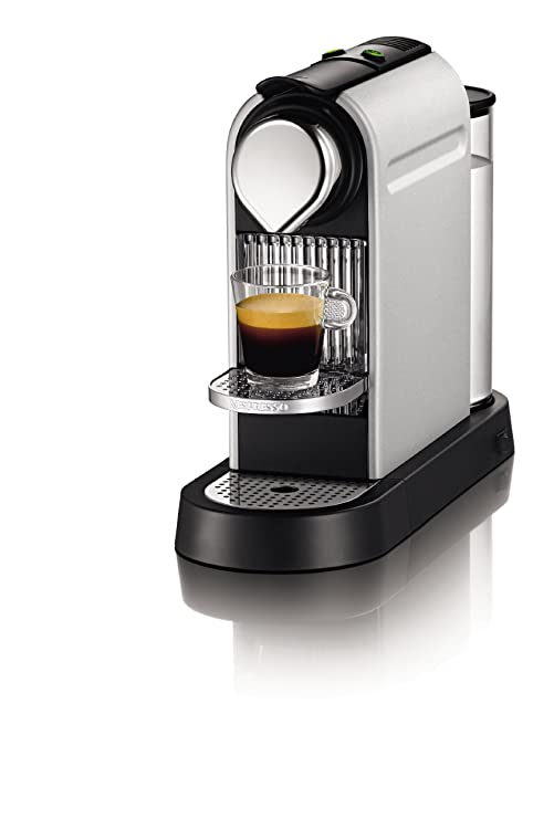Nespresso CitiZ Ice Silver XN7002 Krups - Cafetera monodosis ...