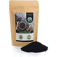 Comino negro entero (250g), semillas de comino negro 100% natural, especia natural sin aditivos, vegano