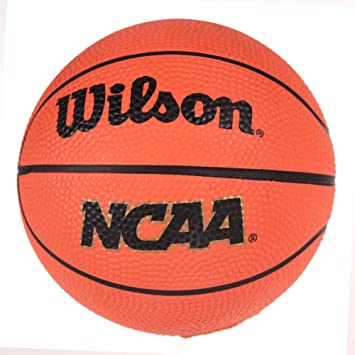 Wilson NCAA Micro Mini Basketball Ball Orange  Amazon.co.uk  Sports    Outdoors 7d97ccfaaf