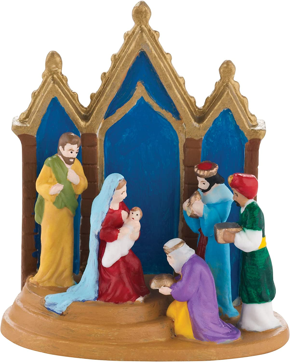 Department 56 Christmas in the City Village Nativity Accessory Figurine, 1.42 inch