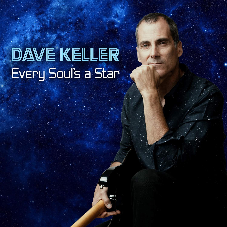 CD : Dave Keller - Every Soul's A Star (CD)