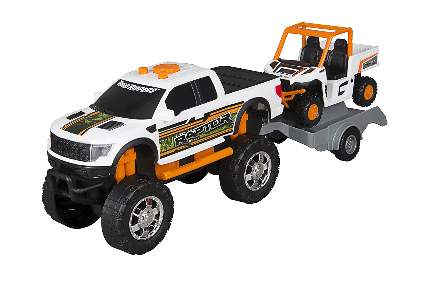best Toy State Road Rippers Light and Sound Trucks and