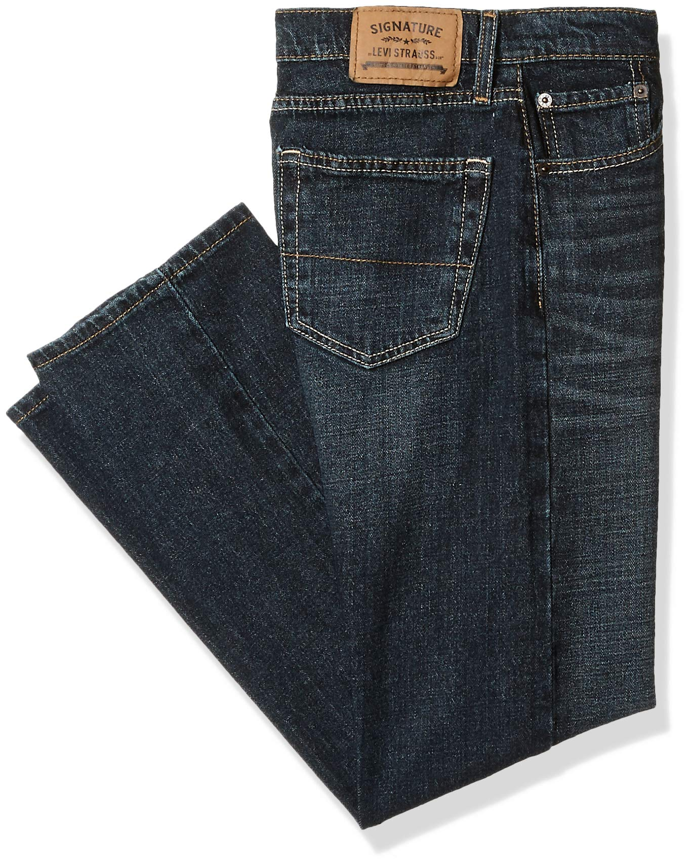 0cbc7247 Signature by Levi Strauss & Co. Gold Label Men's Regular Fit Jeans ...