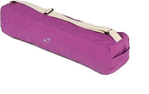 Blue Dove Yoga Chennai Yoga Mat Bag Made from Organic Cotton