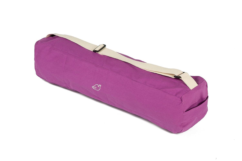 Bolsa para esterilla de yoga, de Blue Dove, de algodón orgánico
