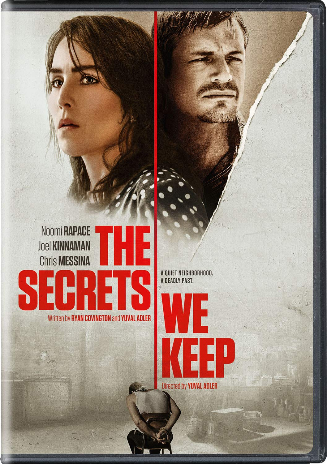 Book Cover: The secrets we keep