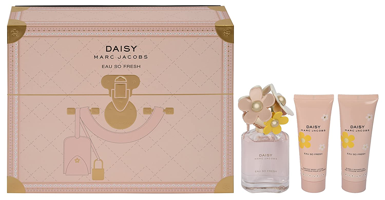 MARC JACOBS Daisy Dream 3 Piece Gift Set, 3.4 Fluid Ounce Nandansons (DROPSHIP) MJ537398