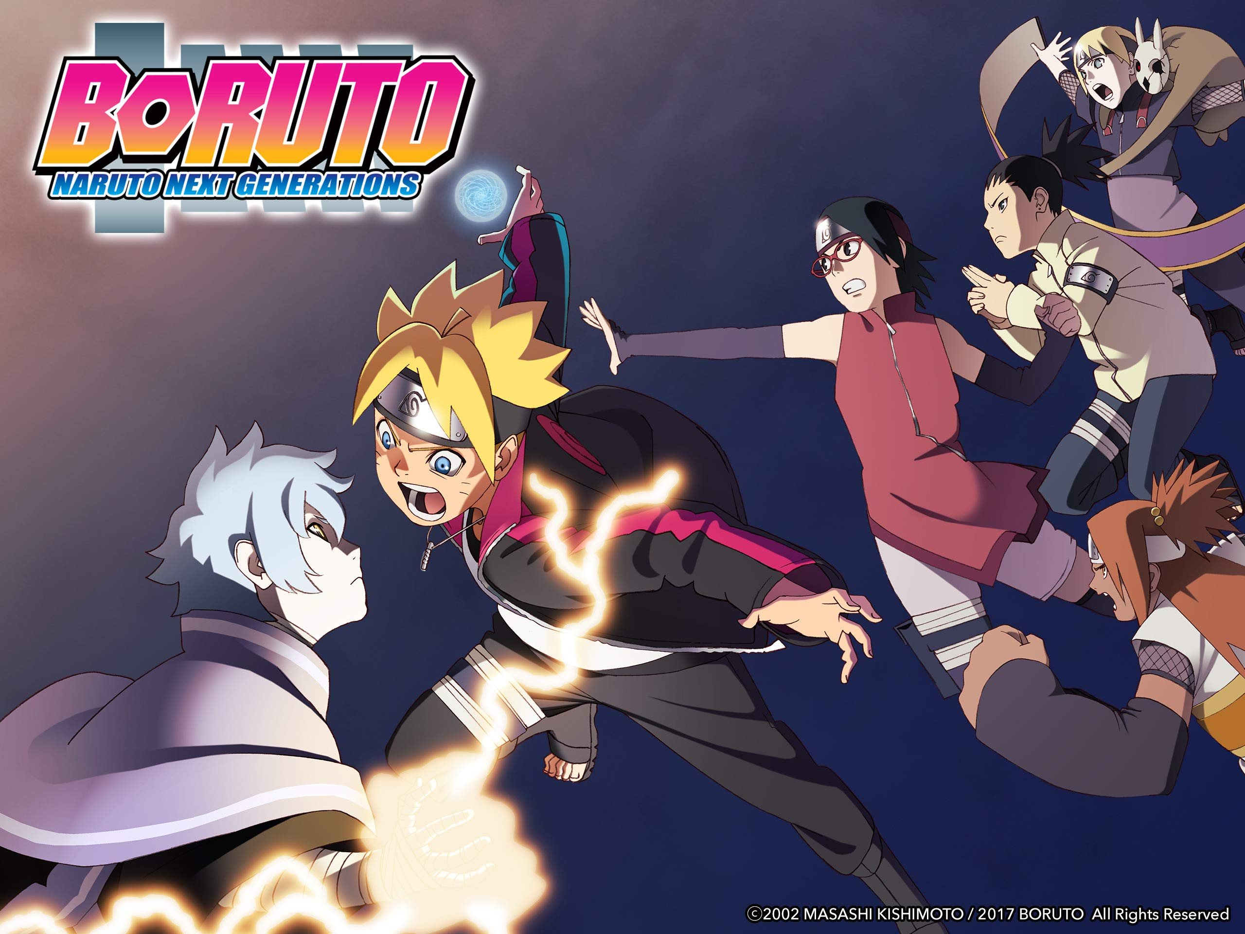 Watch Boruto Naruto Next Generations Mitsuki S Will English Prime Video