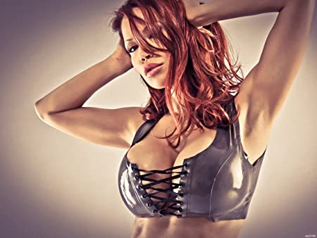 Busty redhead pics 9
