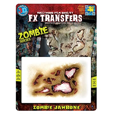 Tinsley Transfers 3D FX Zombie Md Jawbone: Toys & Games [5Bkhe1003089]