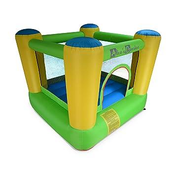 Alices Garden Castillo Hinchable, Zona de Juego, 2m para niño ...