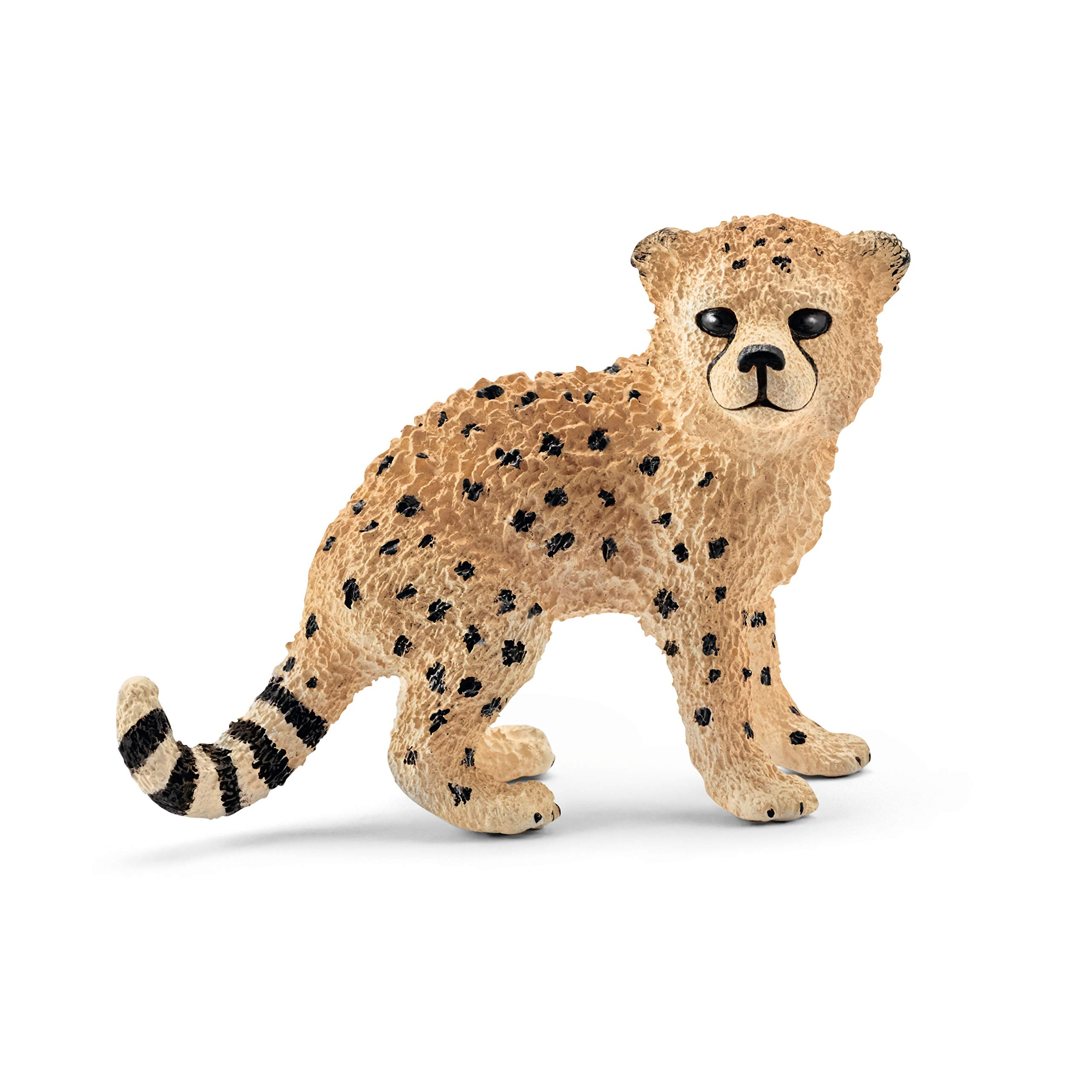 Schleich Wild Life, Animal Figurine, Animal Toys for Boys and Girls 3-8 years old, Cheetah Cub