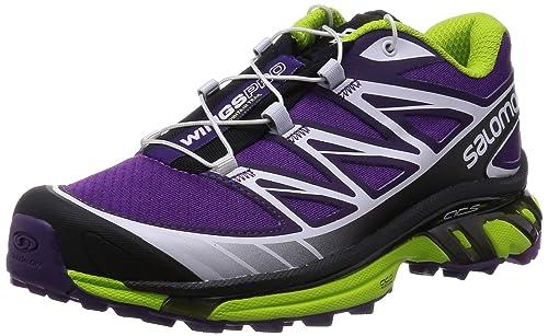Salomon Women's Wings Pro All Terrain Trail Running Shoe