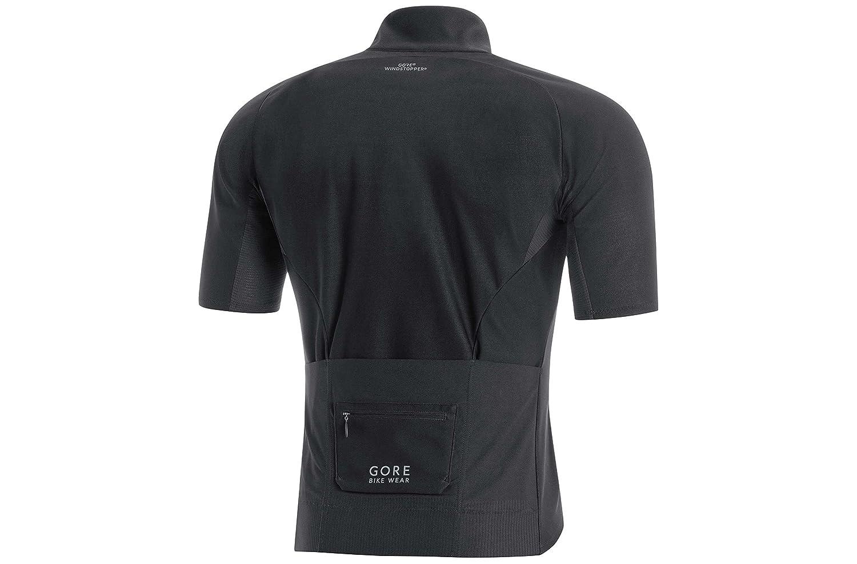 Gore Bike Wear Men s Swoner Oxygen Classics Gore Windstopper Jersey   Amazon.co.uk  Sports   Outdoors 47db4a86b