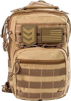 3V Gear Posse EDC Sling Pack - Coyote Tan: Amazon.es: Deportes y aire libre