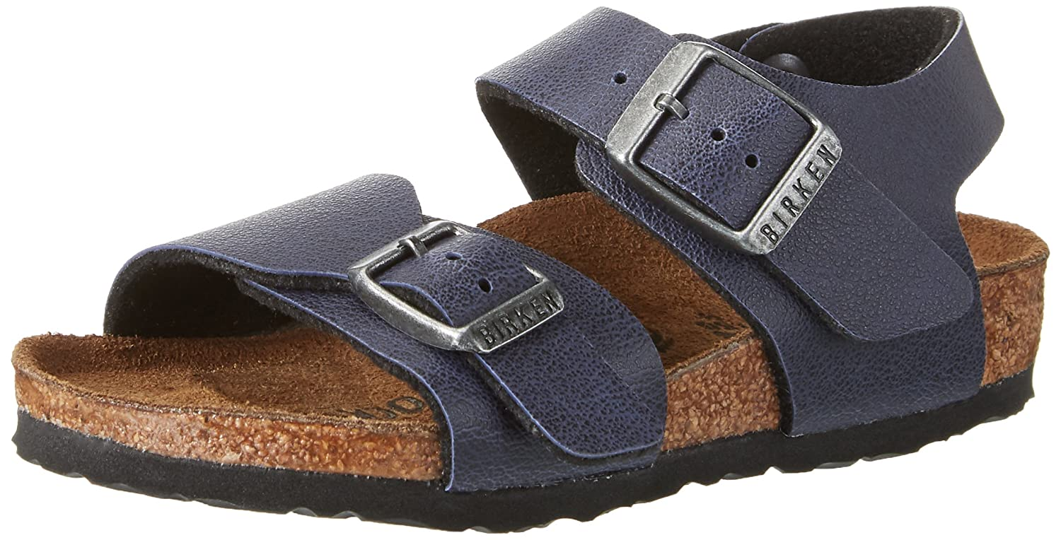 Birkenstock New York, Sandales Bride Cheville Mixte Enfant