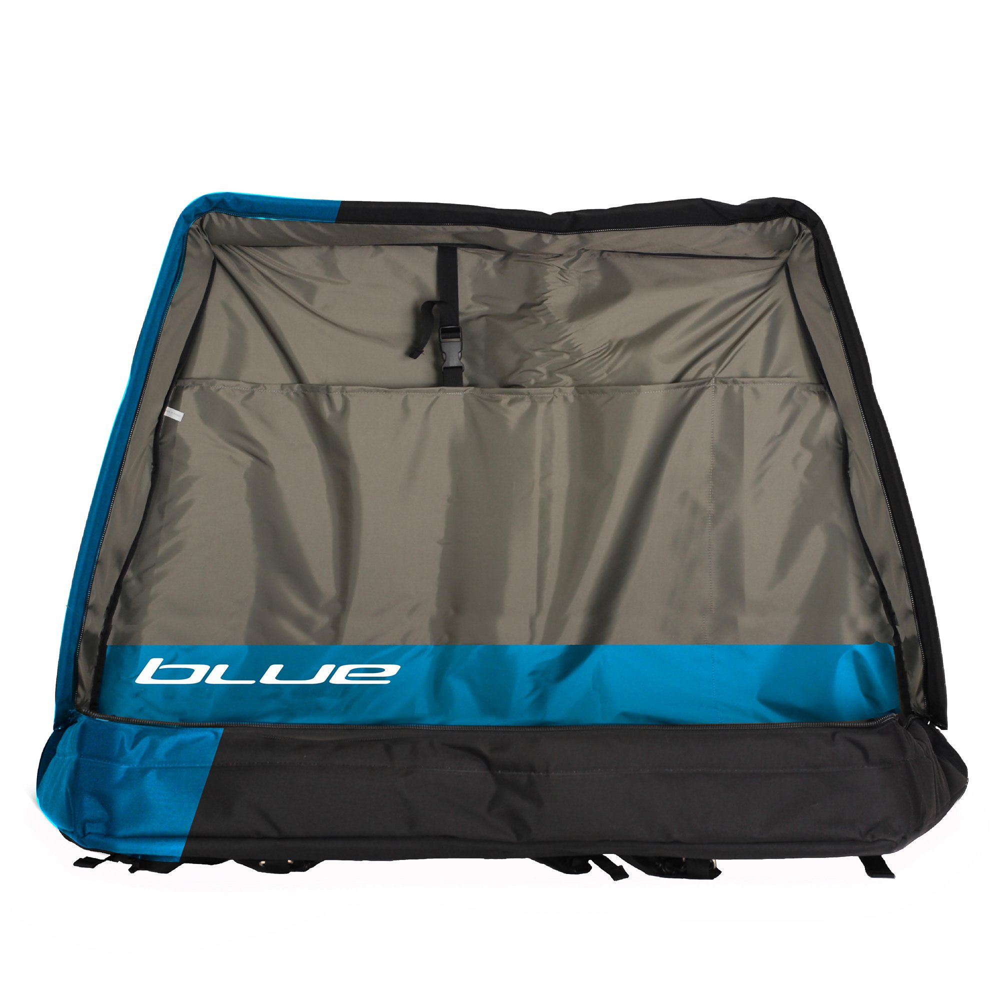 Blue Bike Travel Case with Wheels by Blue Competition Cycles (Image #2)