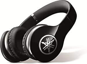 Yamaha PRO 500 High Fidelity Premium Over Ear Headphones (Piano Black)