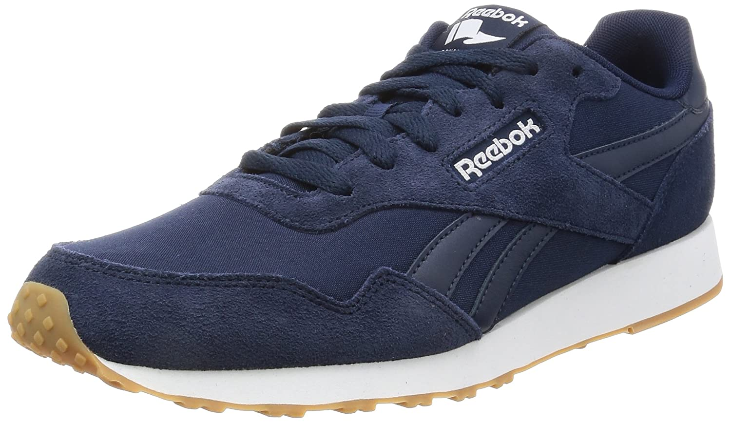 a7208e4b9ec Reebok Men s Royal Ultra Trainers Blue (Collegiate Navy White Gum) 11 UK   Buy Online at Low Prices in India - Amazon.in