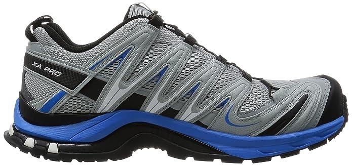 Homme XA Lite GTX Chaussures de Course à Pied et Trail Running, Synthétique/Textile, Noir, Pointure: 44 2/3Salomon