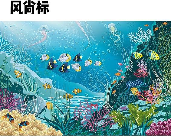 Enfants Chambre Mur Art-Cartoon animaux et les animaux marins sélection