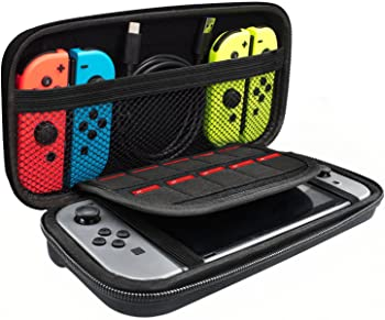 PECHAM Travel Carrying Case for Nintendo Switch