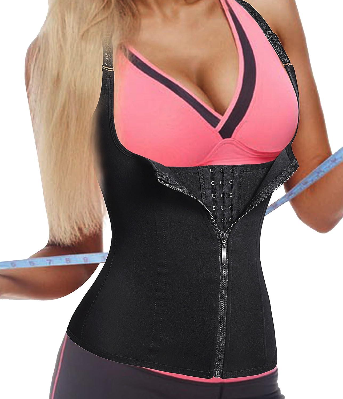 Slimming Fit Waist Korsett Trainers Cincher Sport Fitness Body Shaper Mieder Neu