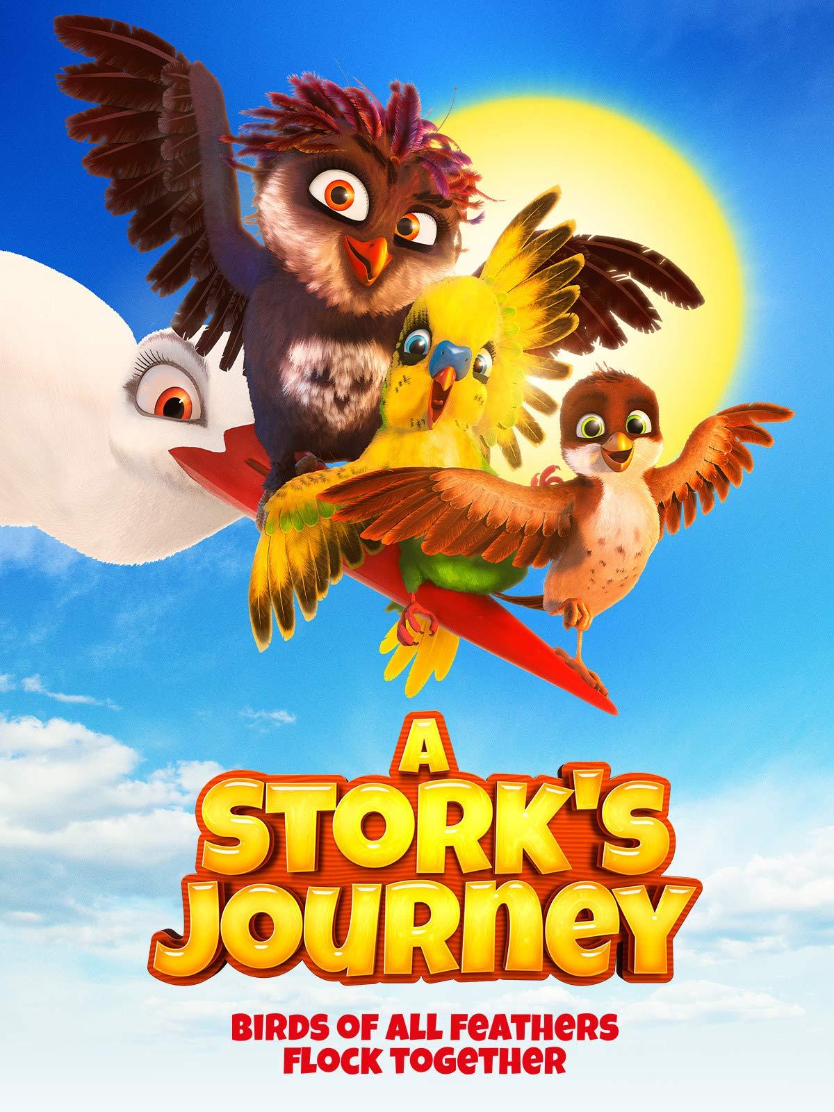 A Stork's Journey on Amazon Prime Video UK