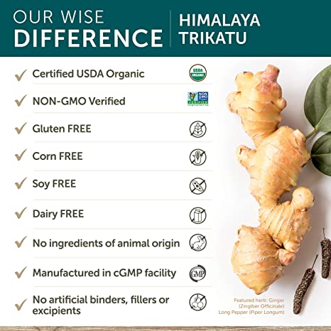 Amazon.com: Himalaya Herbal Healthcare Cápsulas de ...