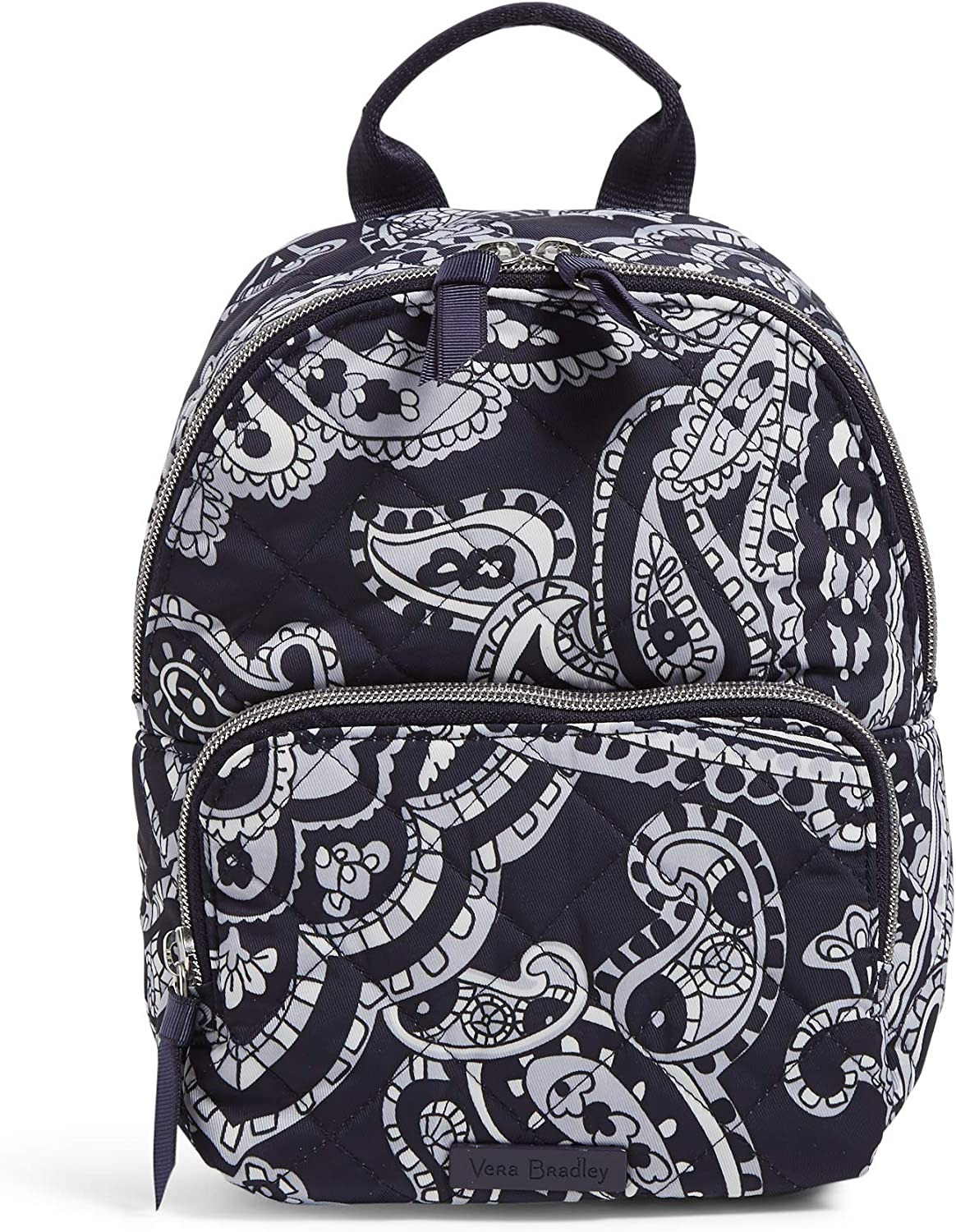 Vera Bradley Women's Performance Twill Mini Backpack
