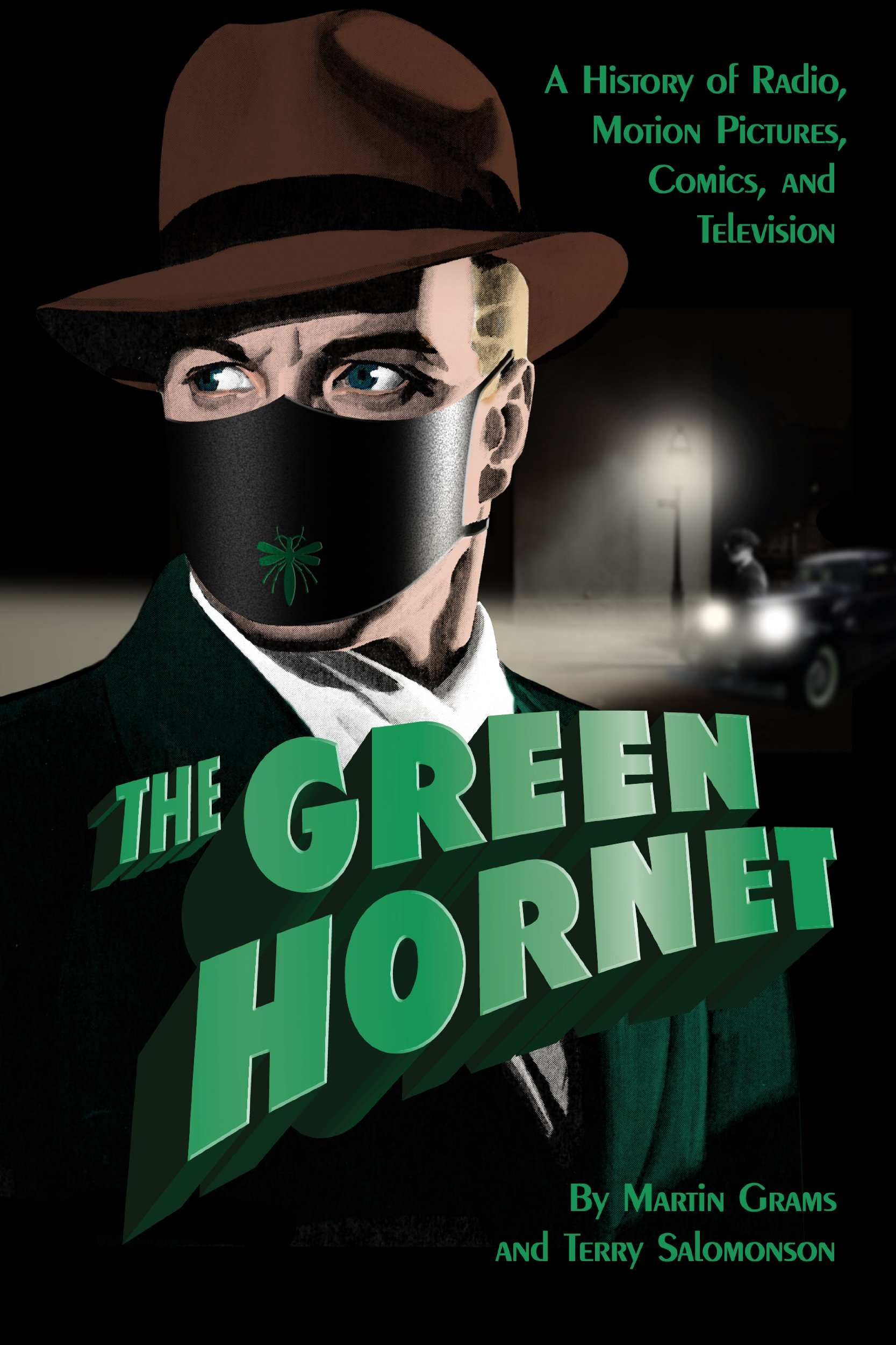 Download the free app for the green hornet (wheels of justice.
