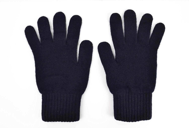 Ladies Cashmere Plain Glove...