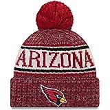 New Era NFL Sideline Bobble Knit 2018/2019 Season Beanie