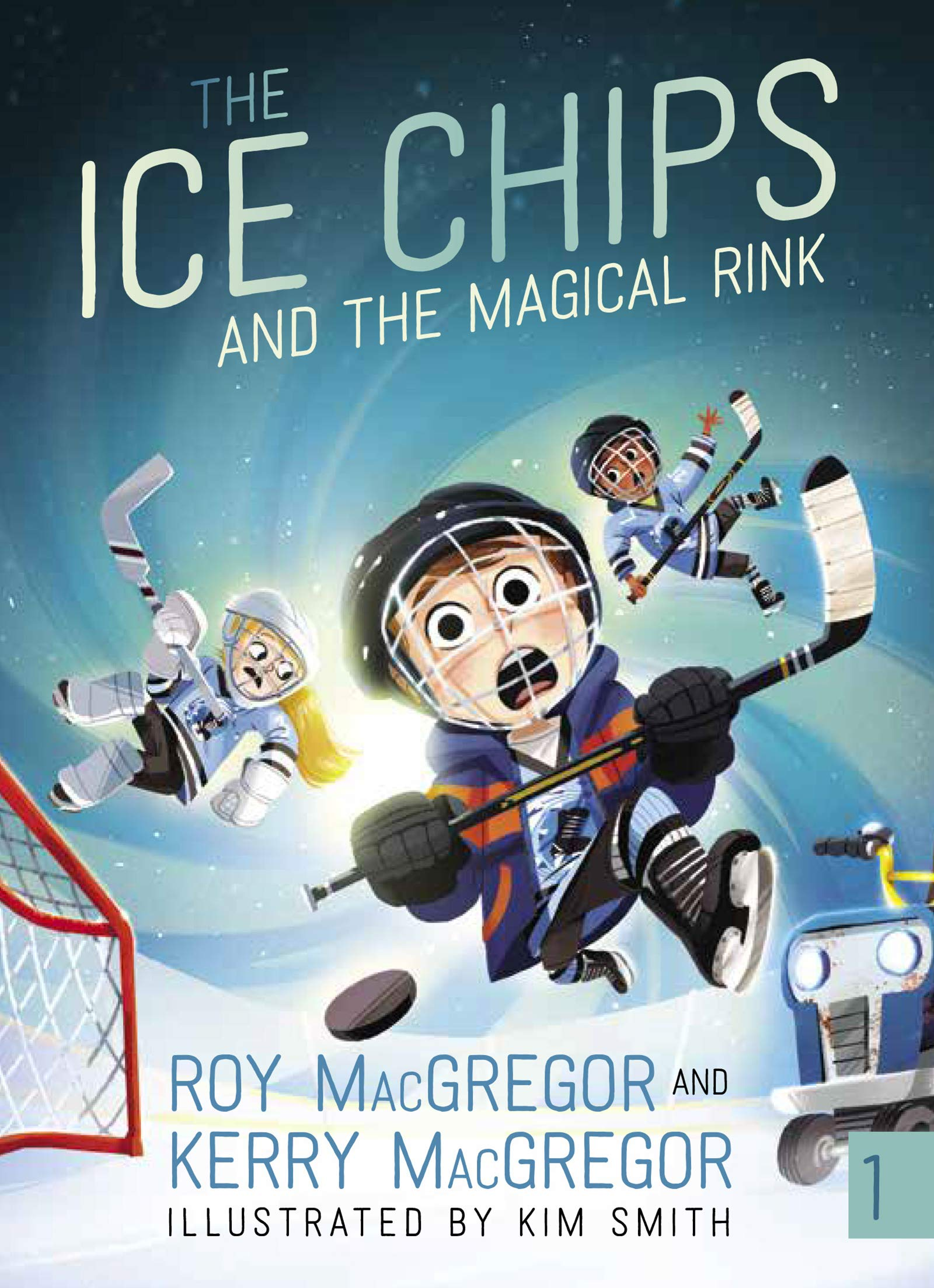 The Best Chapter Books for 1st Graders featured by top Seattle lifestyle blogger, Marcie in Mommyland: Ice Chips