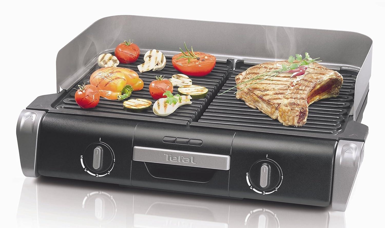 Bester Elektrogrill Gratis : Tefal tg 8000 bbq family elektrogrill 2400 watt : amazon.de: küche