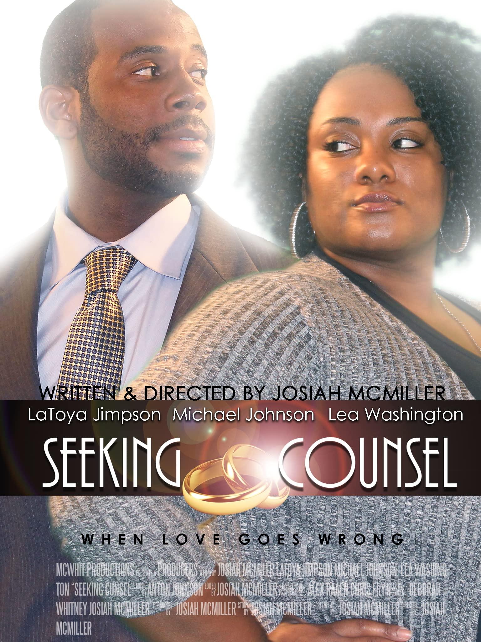 Seeking Counsel on Amazon Prime Video UK